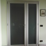 Porta interna in alluminio